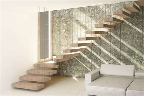 floating stairs by finesse