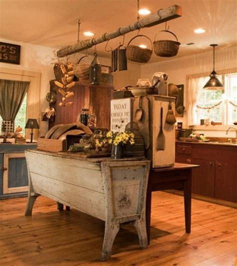 primitive kitchen decorating ideas  information