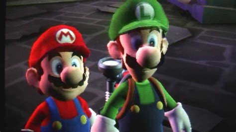 Luigis Mansion Dark Moon Ending Hd Youtube