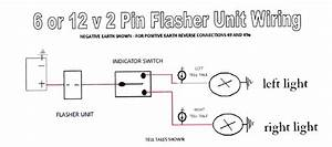 3 Pin Led Flasher Relay Wiring Diagram Gallery