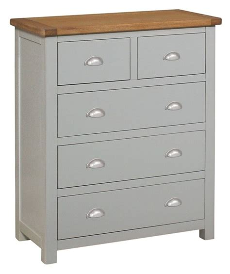 grey chest of drawers grey painted 2 3 chest of drawers hill hill design
