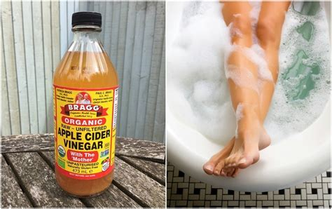 vinegar and shower 6 reasons to add apple cider vinegar to your next bath