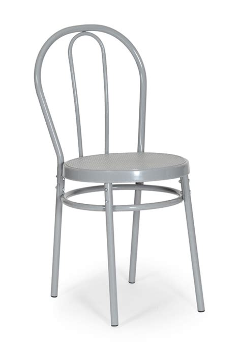 Chaise Bistrot Gris