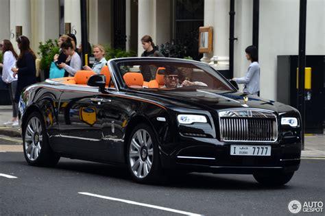 Rolls Royce Dawn 19 July 2018 Autogespot