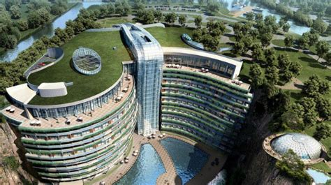 Intercontinental Shanghai Wonderland – Shanghai – Hotels ...