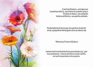 Carte Grise Apres Deces : carte de remerciements obs ques th me fleurs jardin fleuri cartes de remerciements deuil ~ Maxctalentgroup.com Avis de Voitures