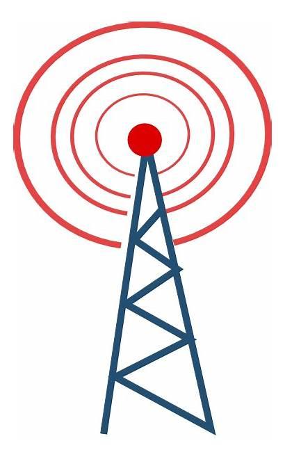 Radio Ham Clip Tower Broadcast Communication Survival
