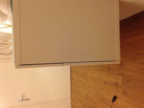 Besta Schrank Ikea Fronten Schief Aufgebaut