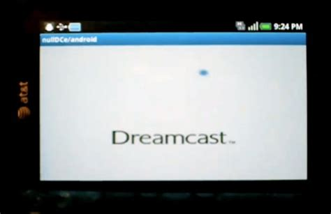 dreamcast emulator android android dreamcast emulator nulldce gets early
