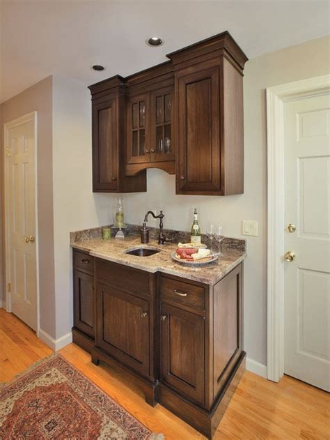 Home Bar Cabinet With Sink by Bar Sink Home Design Ideas Pictures Remodel And Decor