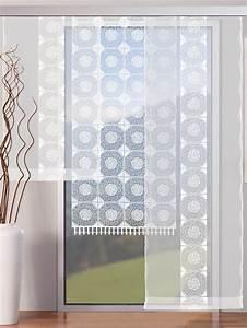 Flächenvorhang Unterschiedliche Längen : gardinen gerber textil manufaktur ~ Markanthonyermac.com Haus und Dekorationen