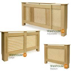 radiator cover cabinet shelf mdf unpainted diamond circle