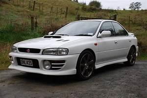 Simjen 1998 Subaru Impreza Specs  Photos  Modification