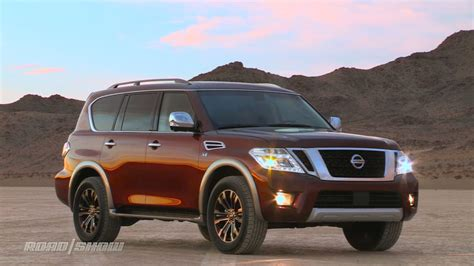 2018 Nissan Armada Front Wallpaper For Android New