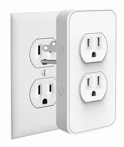 Power Switchmate Outlet Smart Usb Built Outlets