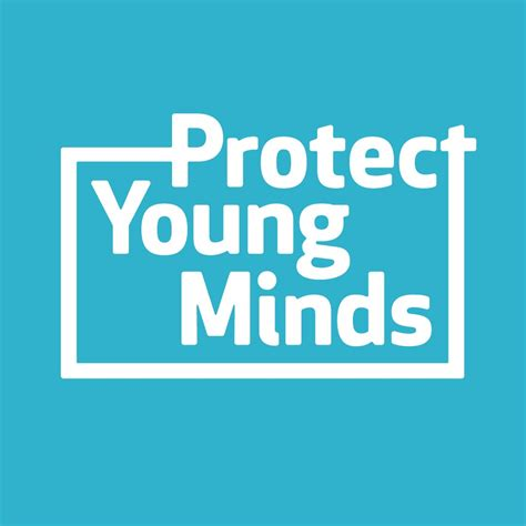 Image result for protect young minds logo