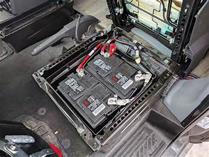 Driver Swivel Seat Installation