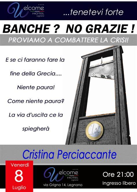 Banche Legnano by Banche No Grazie Sempione News