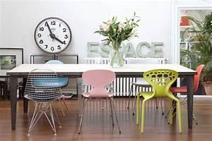 pour la salle a manger ou la cuisine les chaises With deco cuisine avec ou acheter des chaises