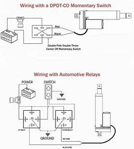 5 Wire Actuator Diagram