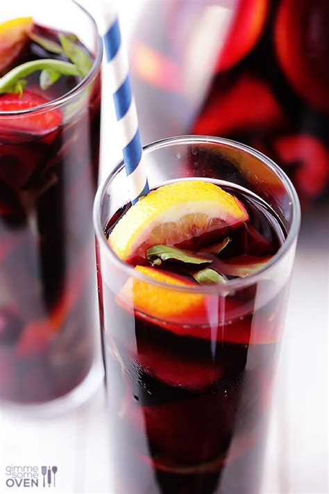 best sangria recipe the best sangria recipe gimme some oven