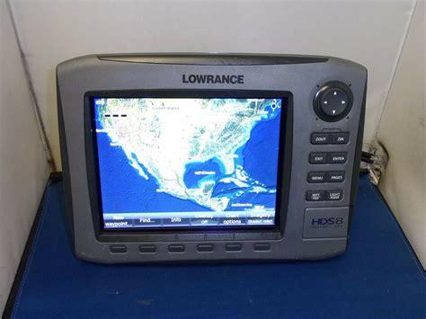 Lowrance Hds 8 Gen 1 Insight Usa Chartplotter Fishfinder