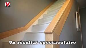 v33 gamme renovation peintures de renovation pour vos With awesome peindre des escaliers en bois 6 relooker et peindre un meuble en bois parquet escalier