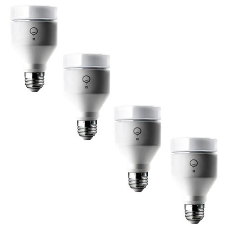 Ir Light Bulb by Lifx Lifx Infrared 75w Equivalent A19 Multi Color