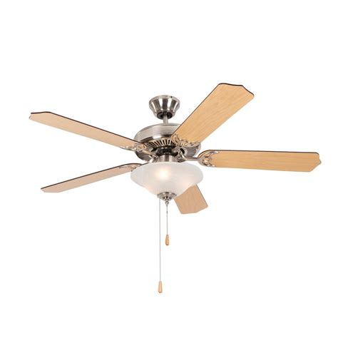home decor ceiling fans yosemite home decor westfield 52 in indoor bright brush