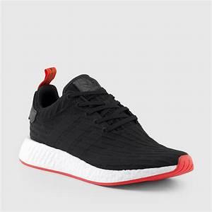 adidas NMD R2 PK (Black Red)