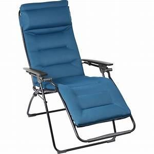 Chaise Relax Jardin : chaise relax jardin design en image ~ Teatrodelosmanantiales.com Idées de Décoration