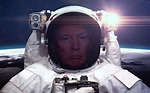 Trump Takes on the Universe: The 45th President's Plans ...