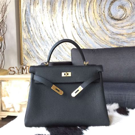 hermes 32cm togo calfskin original leather bag