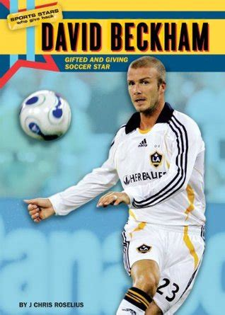 david beckham gifted  giving soccer star   chris