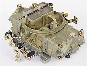 Model 4150 800 Cfm Four Barrel Marine Carburetor With