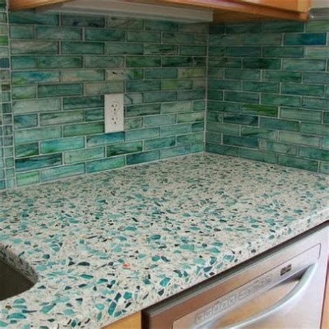 vetrazzo recycled glass countertops stone saver