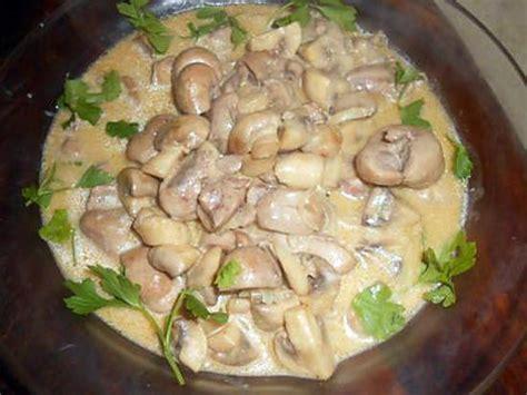 cuisiner des rognons de veau recette de rognon de veau a la creme