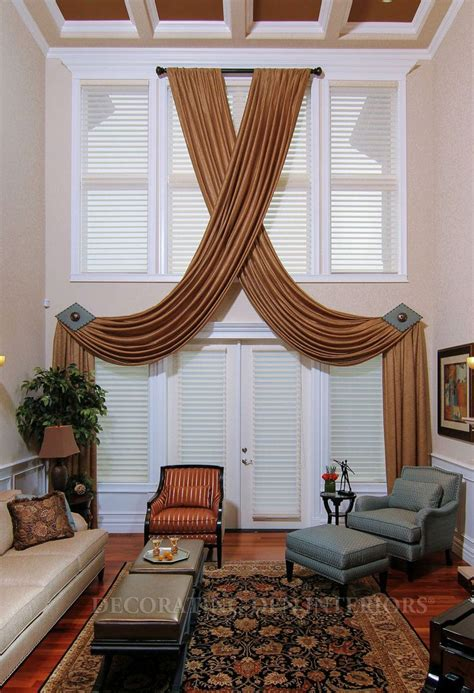 Drapery Ideas by 105 Best Two Story Drapery Ideas Images On