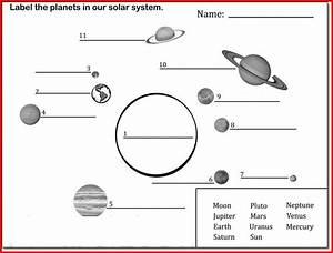 Solar System Lab Activities Middle School - solar system ...
