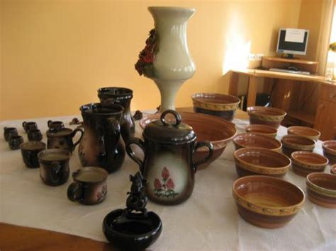 Keramikas izstrādājumi, trauki - Inta Bunga IK