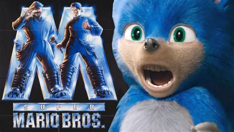 awful video game movies sonic   worse