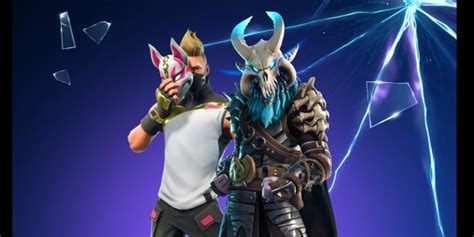 cosmetic items  fornite leak early