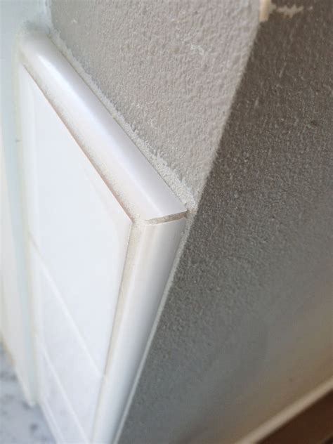 Schluter Tile Trim Edges by Building Our Home From The Ground Up Progress