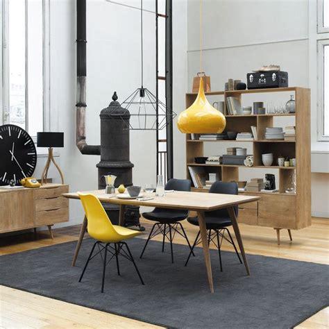 chaise industrielle maison du monde les 25 meilleures idées concernant chaises vertes sur