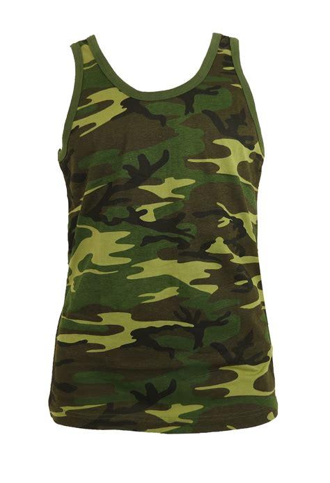 usa military vest tank top