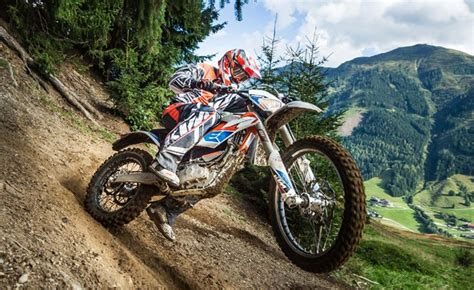 2017 Ktm Freeride E-xc Electric Motorcycle Coming To Us