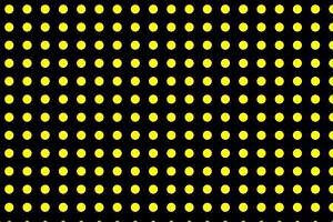 Wallpaper purple black hexagon polka dots #000000 #ee82ee ...