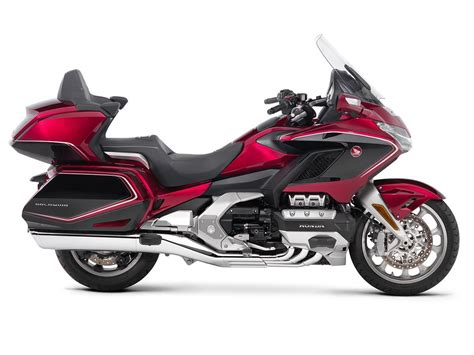Honda Goldwing Image by New Honda Gold Wing Unveiled Mcn