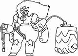 Steven Universe Coloring Pages Sugilite Printable Characters Cartoon Adult Lovely Coloringpages101 sketch template