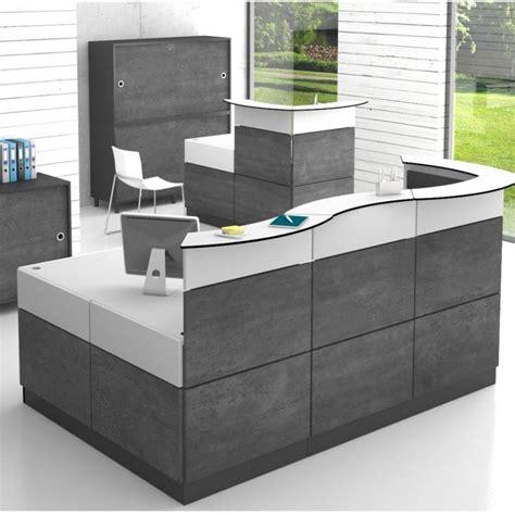 sieges bureau ergonomiques comptoir moderne banque d accueil design pour entreprise
